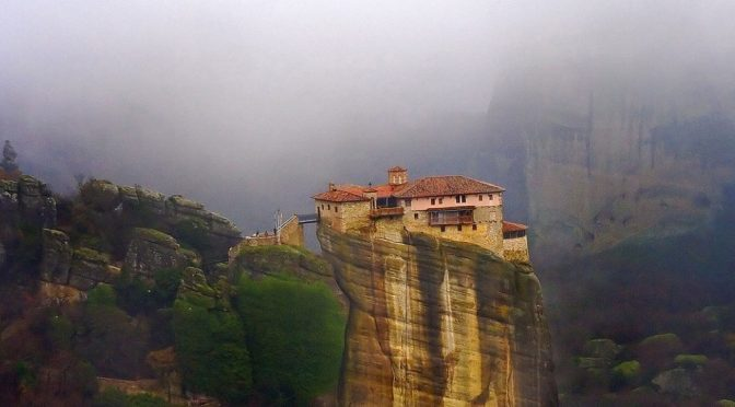 Hidden and Underrated Tourist spots Underrated tourist spots Meteora Greece