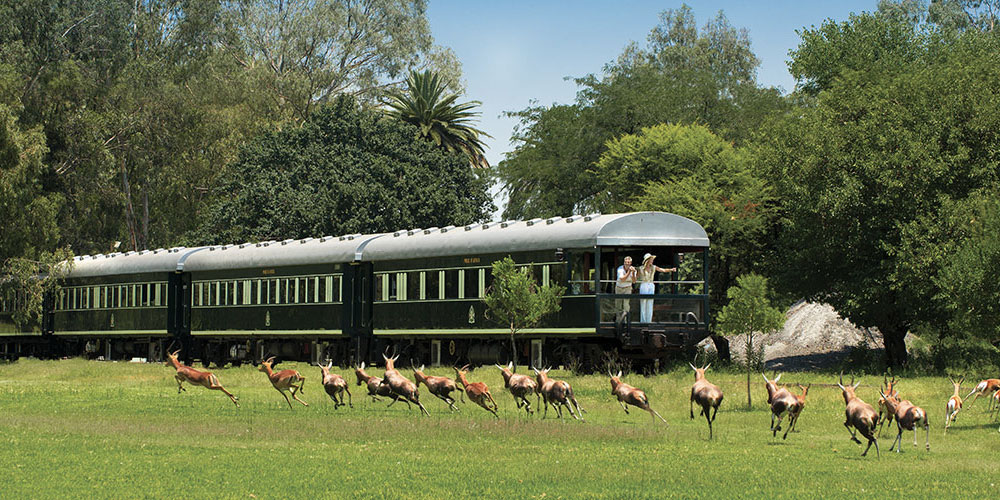 Most Expensive Train Africa