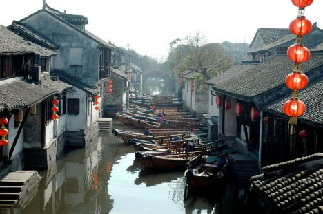 Zhouzhuang Venice of the East