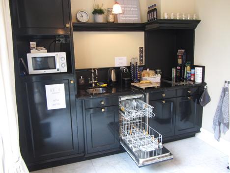 B&B Stadslogement Oudewater kitchen