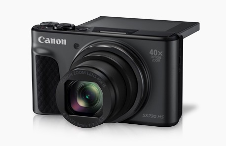 Best compact cameras 2018 - Canon Powershot 730