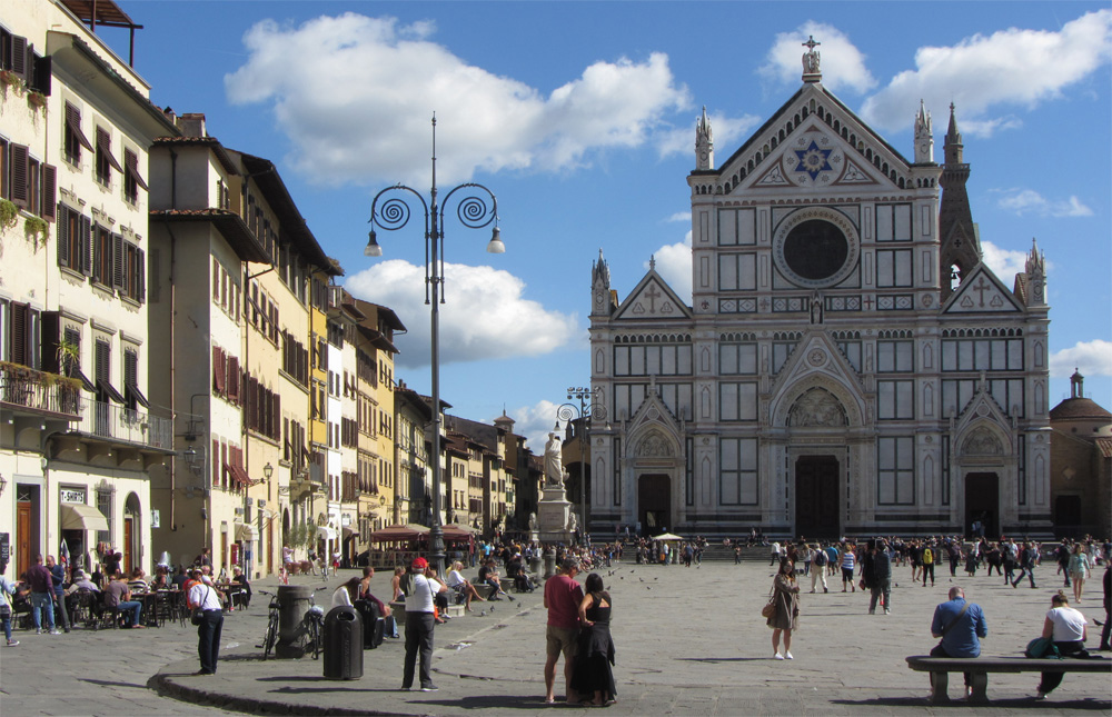 italy florence church