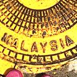 malaysia manhole
