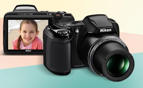 Best compact cameras 2018 - Nikon Coolpix