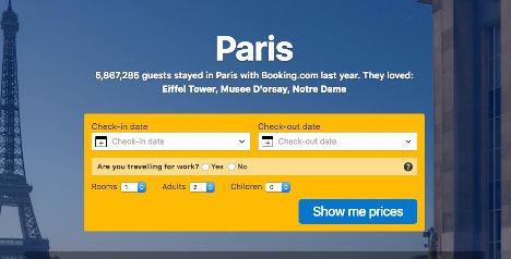 Eiffel Tower Fancy Glass Floor | Book a hotel here.
