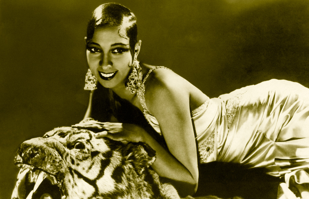 Sin city Paris, Josephine Baker