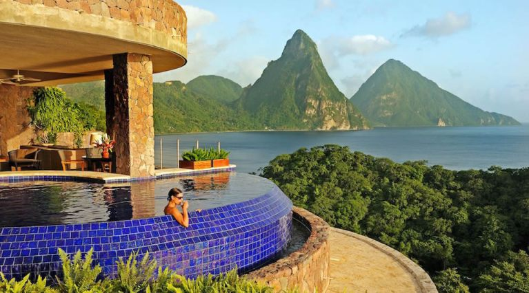 top 10 islands world st lucia