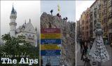 Things we did between Innsbruck and Neuschwanstein