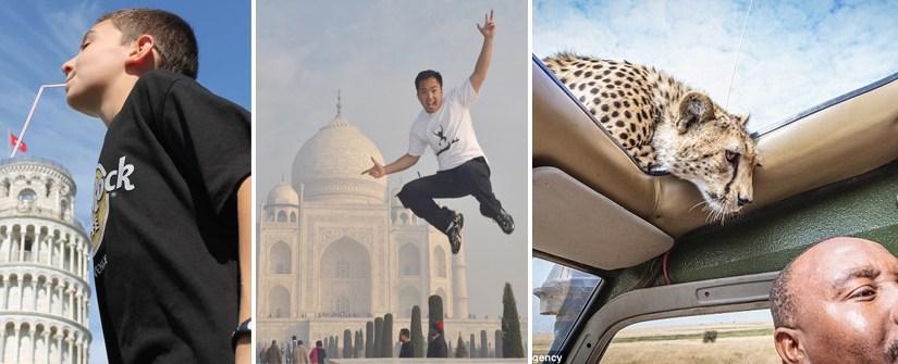 top 10 funny tourist snapshots