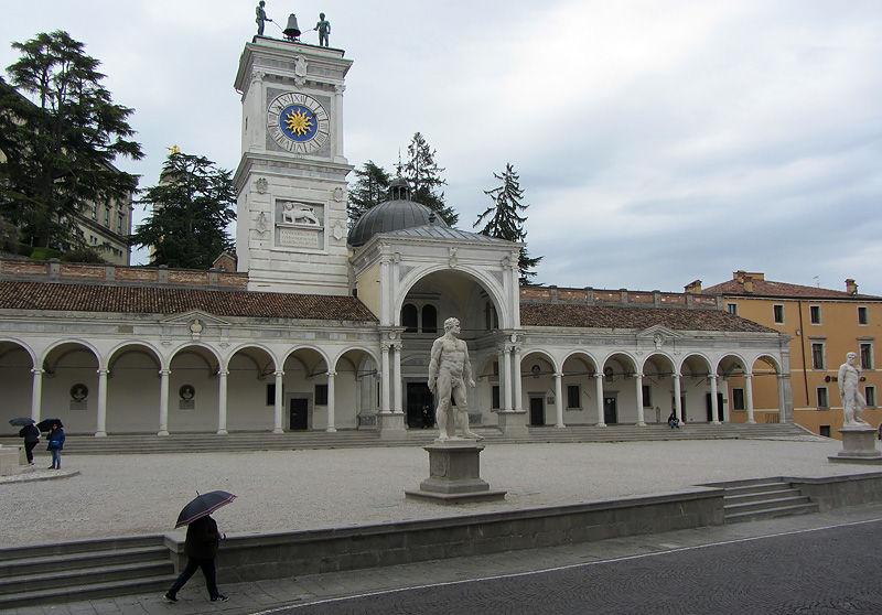 Udine Piazza del Liberta