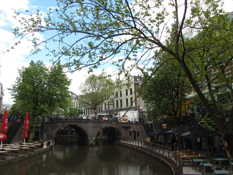 Hidden Gem Utrecht: canals