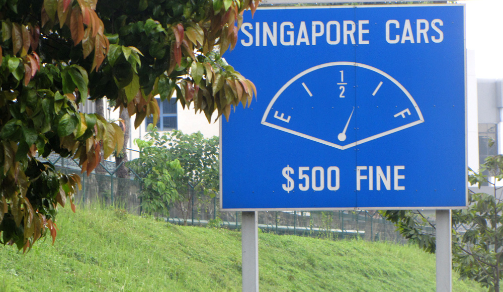 Why would I travel to Singapore