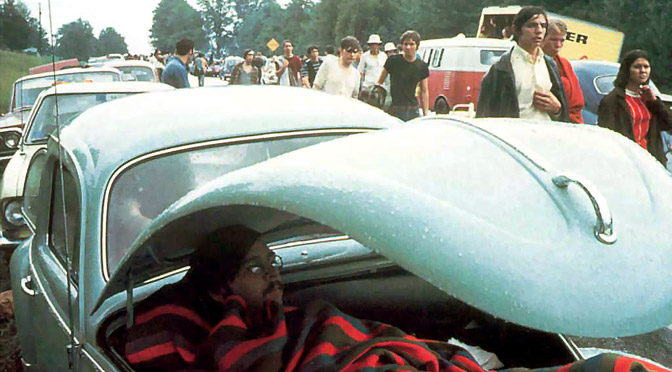 Event Tourism: Woodstock