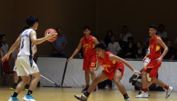 Kejuaraan Bola Basket Junior 27112019 Bal 5