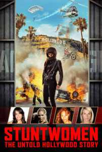 Stuntwomen The Untold Hollywood Story Poster