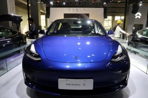 tesla model 3 china reuters