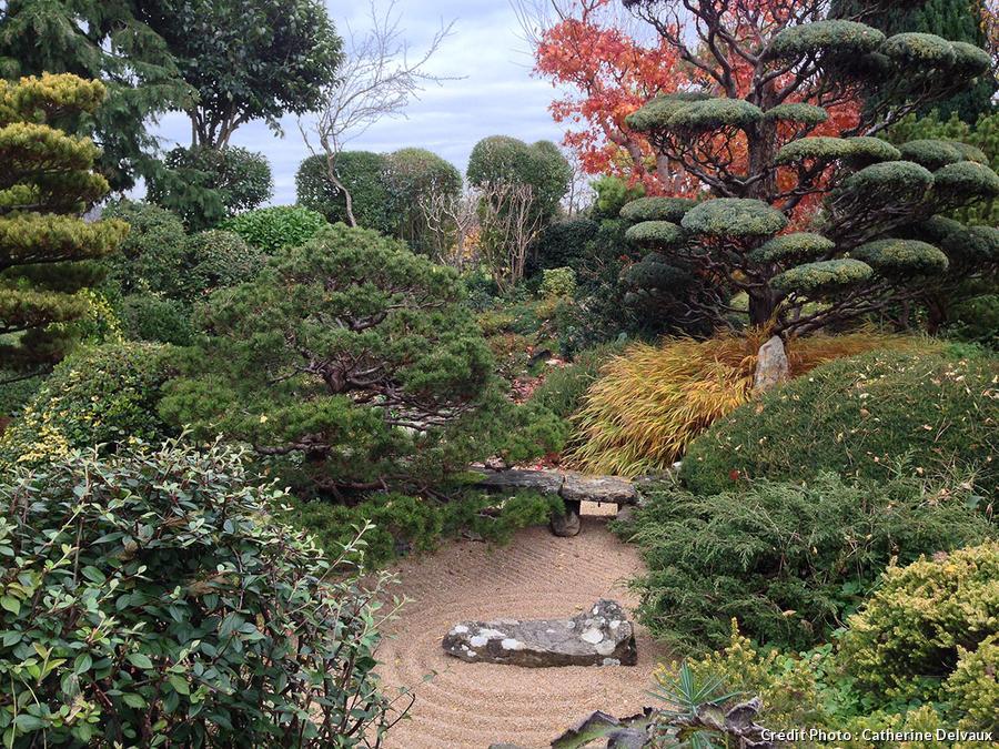 jardin zen d erik borja le modele de