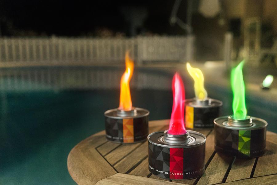 Torches d'extérieur