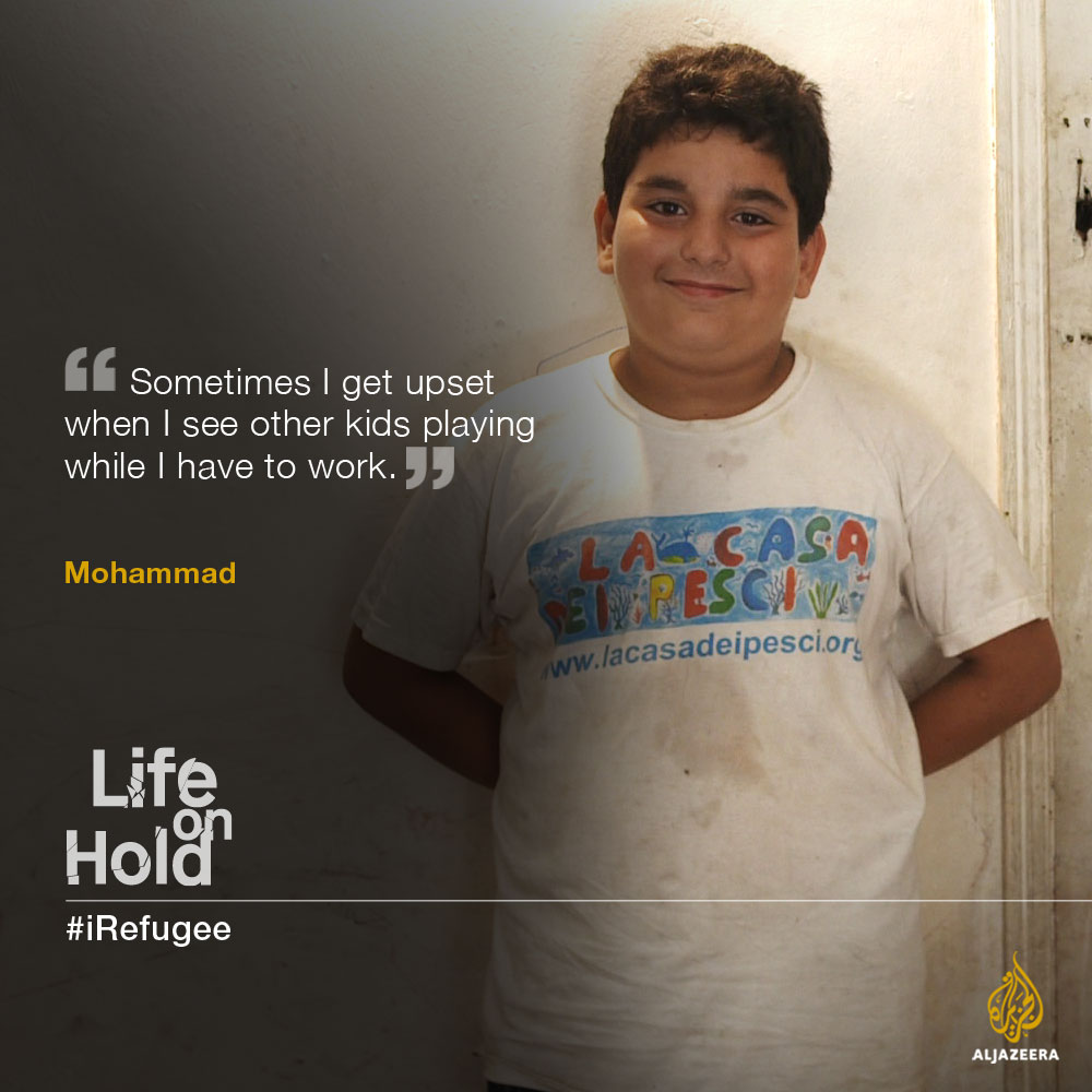 Refugee Quotes Life On Hold Al Jazeera Web Documentary Reflects On The Syrian