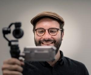 Headshot of Stefano Odorico