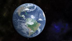 przemysł kosmiczny - Ziemia
