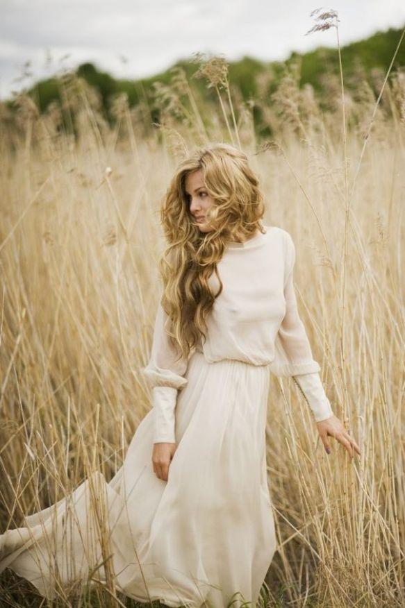 2013 Wedding Trends: Wedding Dresses with High Necklines - Wedding Party