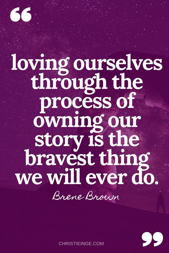 brene brown quotes | self love quotes | self acceptance | love yourself | be happy with yourself | self confidence