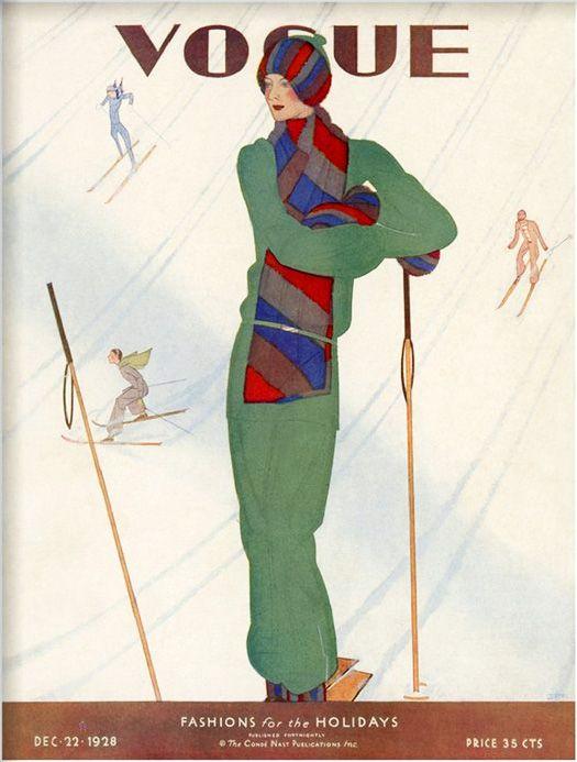 VOGUE December 1928