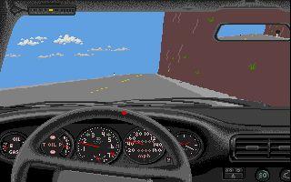 Test Drive - Atari ST