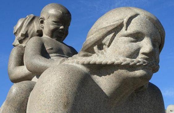Vigeland Sculpture Park – Oslo, Norway - Atlas Obscura