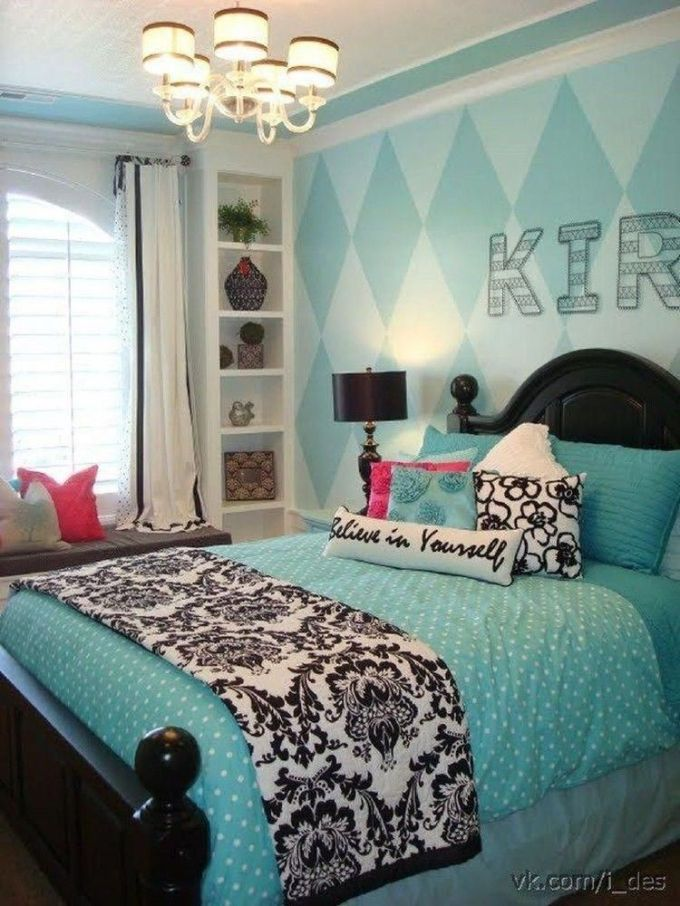 Teenage Bedroom Ideas For Girl