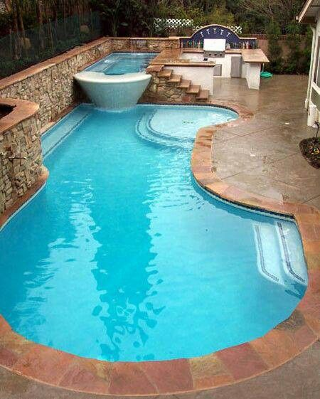 Backyard Pool Privacy Ideas