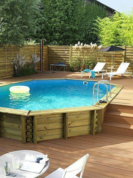 Backyard Pool Oasis Ideas