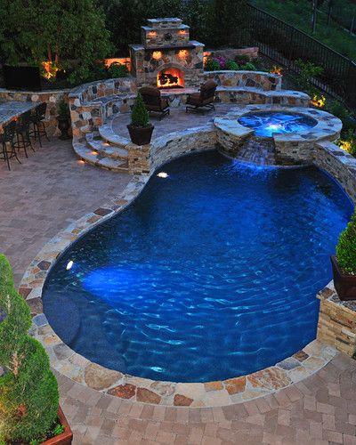 Backyard Pool Ideas