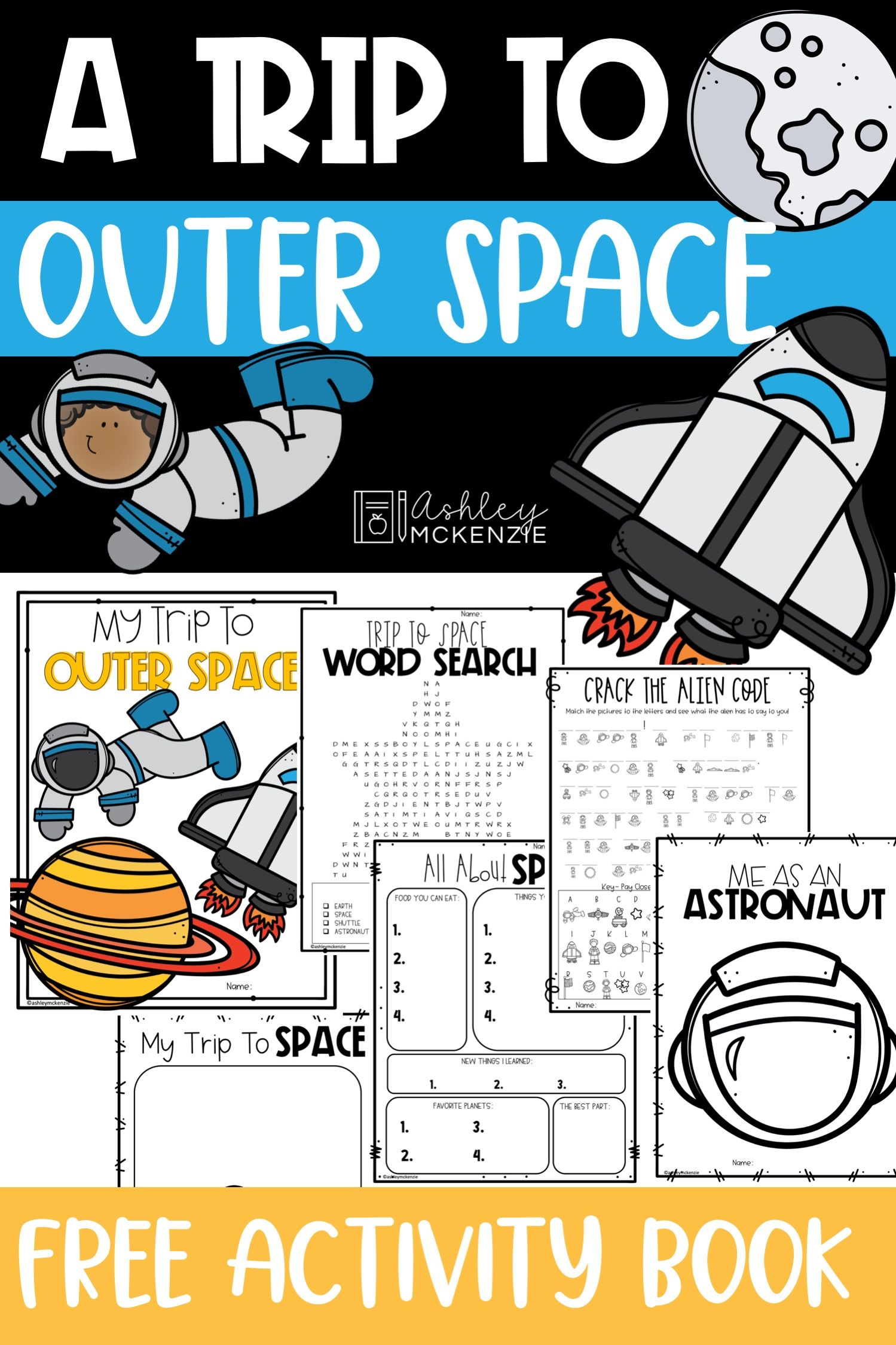 Solar System Activities And Ideas