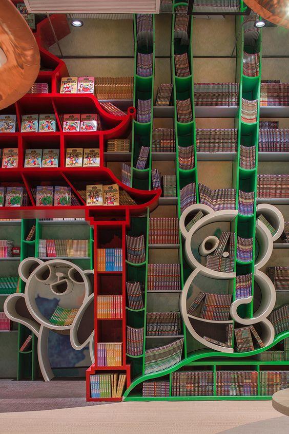 Librería Zhongshuge, Chengdu, China | Librerías con encanto | Blog Galimatazo Editorial