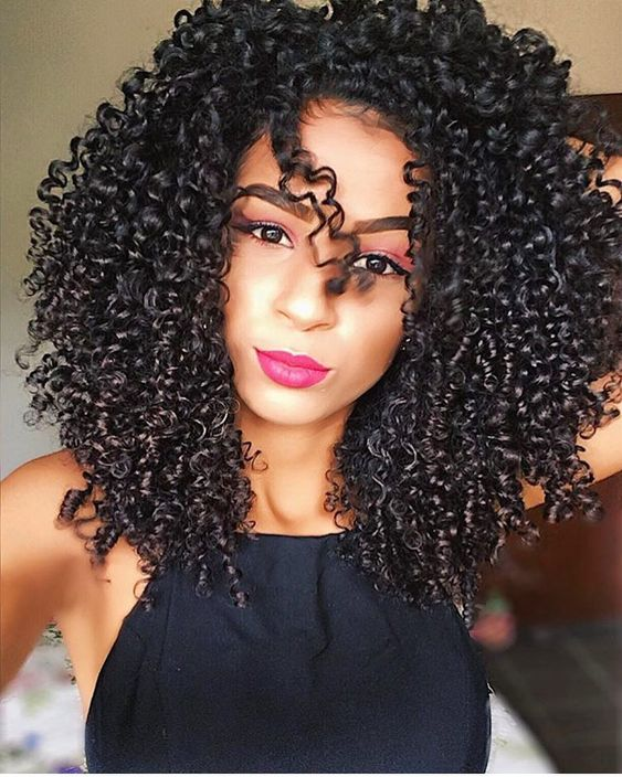@thuaanycordeiro ❤️ . . Sigam/ @cacheadaabusadasim @cachinho_de_mola @cachosirresistiveis @tania_brasil_makeup • #negras # #meuscachinhos #cachos #cachosdou #cachoslindos #cachoslindos #black #cachosdefinidosy
