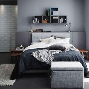 Nama Warna Cat Rumah Minimalis  lebih maskulin intip 5 ide dekorasi kamar tidur untuk pria