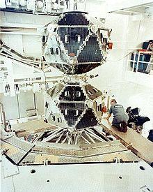 The Vela satellite