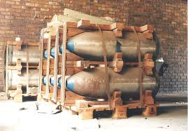 South Africa Nuclear Bombs