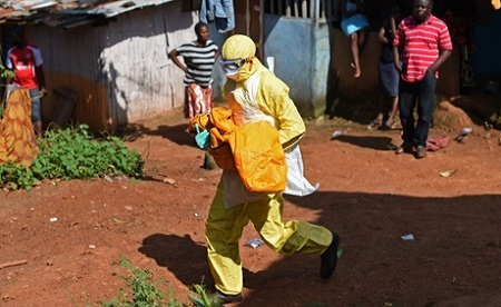 Ebola Australian Run Center In Sierra Leone Opens For