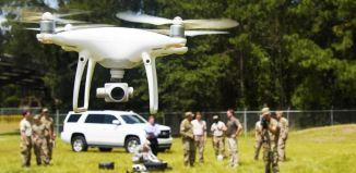 drone swarm attacks