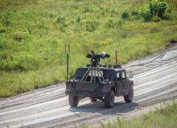 Unmanned Humvee