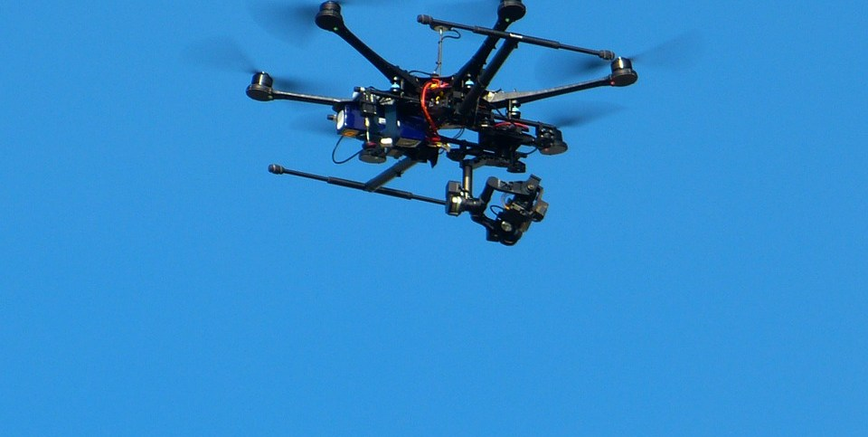 hybrid drone