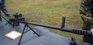 OSV-96 Sniper Rifle