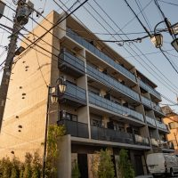 yutenji new apartment exterior