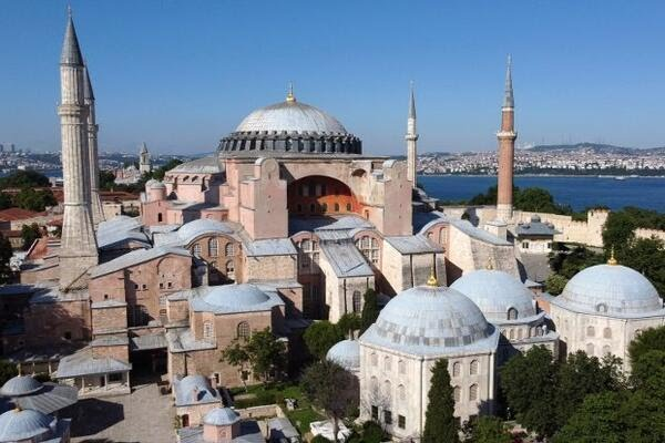 Hagia Sophia to be open for all, says Erdoğan after conversion into mosque