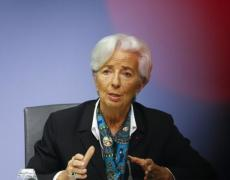 Lagarde Warns ECB Has Limited Options to Fight Lingering Threats By Bloomberg