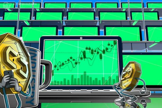 Cryptos See Widespread Green, But Total Market Cap Remains Close to 3-Month Low