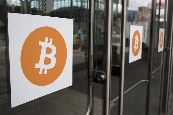 © Reuters.  Bitcoin prices rose on Wednesday